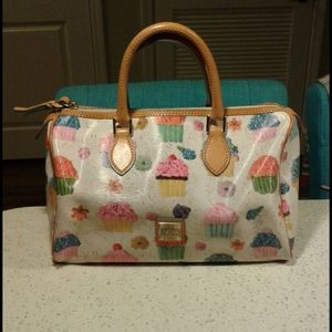 Dooney and Bourke cupcake purse